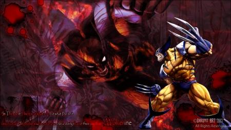 df782c9a57d The Wolverine Wallpaper - Gore Edition (HD1080P) - Fantasy ...