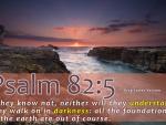 Psalm 82:5