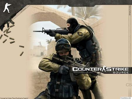 Counter Strike Source - games, counter strike, cs, source, counterstrike, counter-strike