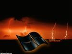Windows XP Lightning Strikes