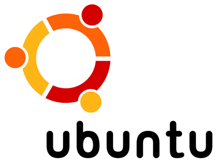 ubuntu - ubuntu logo and text