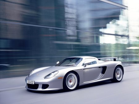 Porsche Carrera GT - carrera gt, german, super car, porsche, sports car, carrera, hyper car