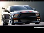 Ford Mustang Knight Rider