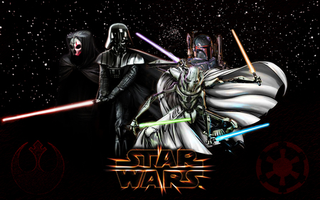 Star Wars: The Dark Side of the Force