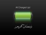 Charged for Ramadan