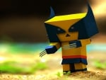 Cute Little Wolverine (HD1080p)