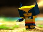 Cute Little Wolverine (HD1080p)