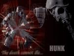 Resident Evil's Hunk