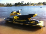 Sea Doo Bombardier XP
