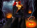 Witch of Halloween