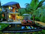 Luxurious Beach Villa