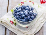 *** Blueberries ***
