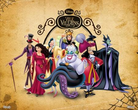 Halloween Disney Villains.Disney Villains Movies Entertainment Background Wallpapers On