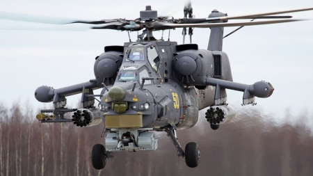 Apache - military, aircraft, apache, helicopter