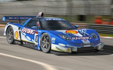 Team Raybrig Honda NSX-R Super GT race car - 04, honda, 2013, car, nsxr, picture, 11