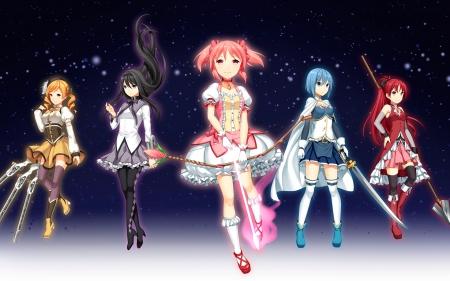 Puella Magi Madoka Magica Other Anime Background Wallpapers On Desktop Nexus Image 1606213