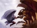 Archangel vs Demon Lord