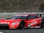 Motul Nissan GTR Super GT race car