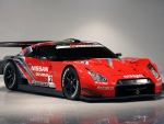 Nissan GTR Super GT race car