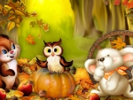 Happy Fall Friends