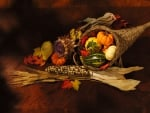 Thanksgiving~Cornucopia