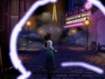 Bioshock Infinite: Elizabeth opening a tear