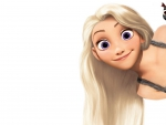 Rapunzel as Daenerys