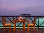 Romantic Sea Front Dining