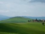 gorgeous tuscan farm