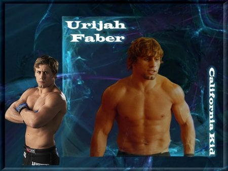 urijah faber - mixed martial arts, athlete, wec, fighting, urijah faber, octagon, california kid, mma