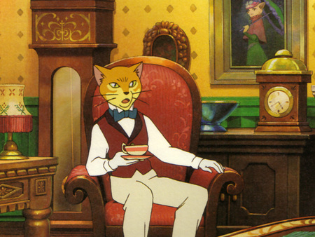 The Cat Returns - studio ghibli, cat, the cat returns, miyazaki