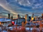 Saddledome, Calgary, Canada