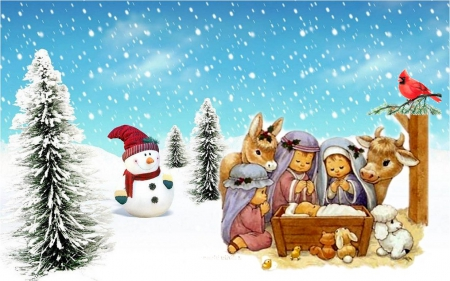 Cute Christmas Collage Collages Abstract Background Wallpapers