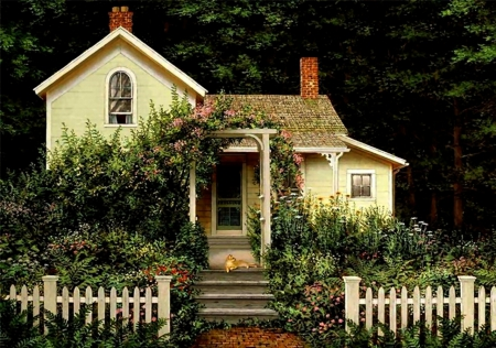 Cottage In The Woods 2