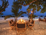 Candlelight Beach Dining