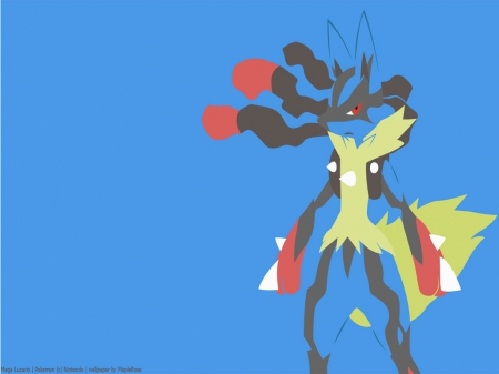 Mega lucario - Pokemon & Anime Background Wallpapers on Desktop Nexus (Image 1612651)