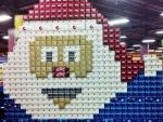 Pepsi Santa