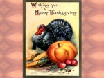 Thanksgiving Wishes F2