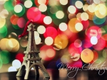 ♥Cute Christmas Eiffel♥