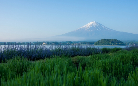 Mount Fuji - Mount, Land, Sun, of, Rising, Fuji