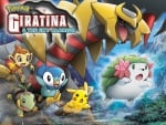 Giratina and the Sky Warriors