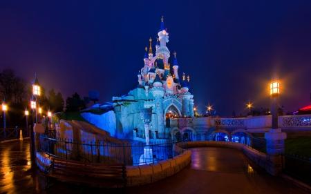Disneyland Amusement Parks Architecture Background Wallpapers On Desktop Nexus Image 1615278