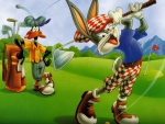 Bugs Bunny Golf