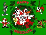 Merry Christmas from Looney Tunes