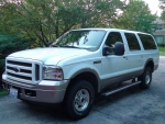 Ford 2005 Excursion Eddie Bauer