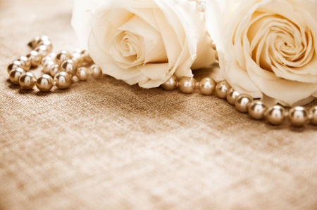 Roses With Pearls Flowers Nature Background Wallpapers On Desktop Nexus Image 1618035
