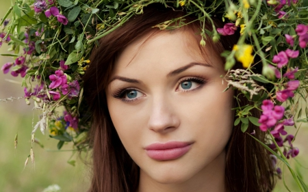 natural beauty   models female  people background
