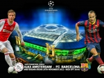 AFC Ajax - FC Barcelona Champions League 2013