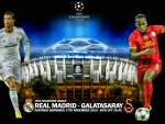 Real Madrid - Galatasaray Champions League 2013