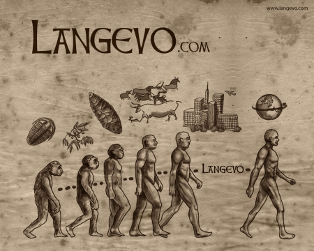 Langevo.com - language evolution, people, evolution, language, langevo
